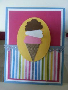 Ice cream - Girl's Sleepover