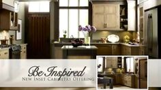 Inset Cabinetry by Decora