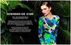 Gewinne einen unglaublichen 1.000€ Shopping-Gutschein für @my-wardrobe.com! http://www.fashionhype.com/gewinnspiel.html