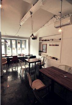 """korea interior design   """"cafe green gable""""  design by merci m interior design"""