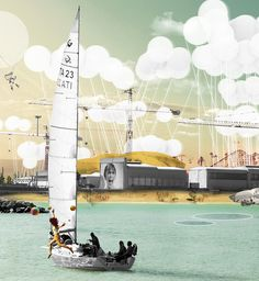"""""""Beyond the Clouds"""" - Finalist entry for Smart Harbor competition"""