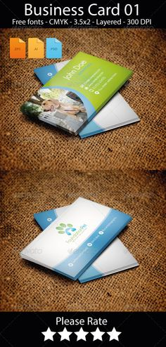 Business Card Design 01 Pets - Industry Specific #Business #Cards Download here: https://graphicriver.net/item/business-card-design-01-pets/5197512?ref=alena994