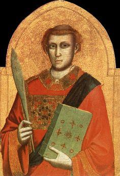 Saint Laurence - Giotto