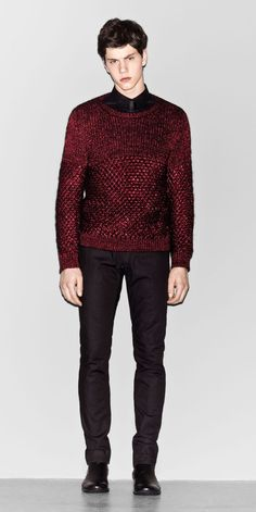 Simone Nobili Cleans Up for a Look at Sisley Fall/Winter 2012