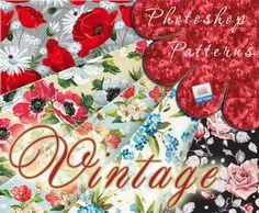 Free Photoshop Pattern Packs
