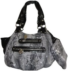... innovative design 097a1 6df41 (120.00) Womens Kathy Van Zeeland Purse  Handbag All Nighter Medium ... e0ad9927c71db