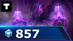 Heroes of the Storm 857 Murky - Cursed hollow! Gameplay