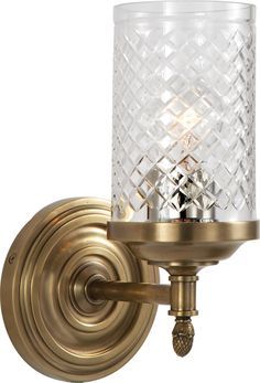 "CIRCA LIGHTING | Lita Single Sconce - AH2201 | 4.5""w x 8.5""h x 5.5""d 