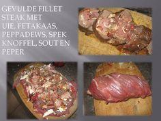 Steak, fillet gevul