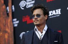 Johnny Depp In Pent Coat HD Wallpaper