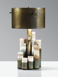 Ado Chale, Table Lamp, c1970.