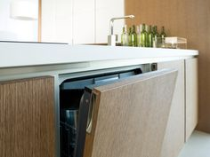 Highly Organized Contemporary Kitchen Designs Bending to The Needs Of Each User