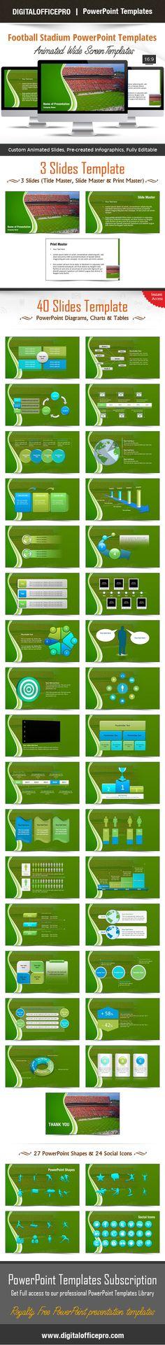 Soccer Ball Powerpoint Presentation Template Football Powerpoint - Luxury football ppt template concept