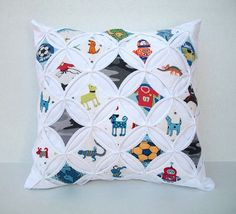 Beautiful ideas here:  Baby Clothes Memory Pillow, Quilts, Pillow Cover From Loved One's Shirt ...            by warmnfuzzies