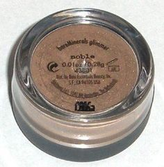 Bare Escentuals Eye Shadow  Mini Sized 001oz028grams Noble ** Details can be found by clicking on the image.