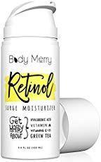 Retinol Surge Moisturizer- Retinol Cream fl oz w Best Natural Ingredients Hyaluronic Acid Serum Green Tea Vitamins for Anti-Aging & Anti-Wrinkle & Even Skin Tone & Acne Care Creme Anti Age, Anti Aging Cream, Best Anti Aging, Anti Aging Skin Care, Pole Dancing, Serum, Houston, Anti Wrinkle, Wrinkle Creams