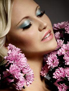 pastel make-up www.monikakiernicka.com