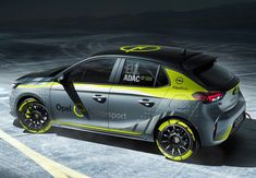 Opel's Corsa-E Is Slated To Become The World's First Rally-Ready Electric Vehicle Off Road Suspension, E Electric, Sports Wagon, Shooting Brake, Ford, Combustion Engine, Rally Car, Concept Cars, Super Cars