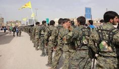 YPG and FSA form a joint military chamber to combat ISIS in Syria The Kurdish forces of the Popular Protection Units (YPG) announced on Wednesday the formation of a joint operation chamber with the Free Syrian Army (FSA) in the city of Kobane in northern Syria.
