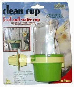 Cup Feeder Bird Medium -