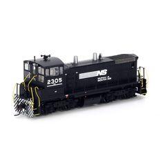 HO RTR SW1500, NS #2305 (ATH96668): Athearn Trains