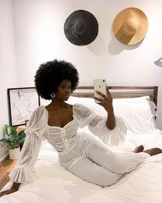 Brown Skin Girls, Brown Girl, Black Girl Magic, Black Girls, Black Girl White Hair, Bougie Black Girl, Black Girl Aesthetic, Black Girl Fashion, Beautiful Black Women