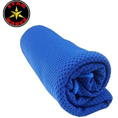 StarWarez Instant Cooling Mesh Towel, Best Performance Fabric Towel, Provides Instant Cooling Relief, Perfect for Sports, Fitness, Gym  #ExerciseFitness