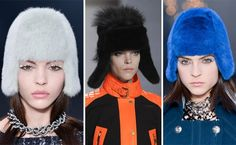 The fall/ winter hat trends are so varied and so amazing that they will instantly make you change your Fashion News, Fashion Trends, Knitting Accessories, Celebrity Look, Kids Hats, Headgear, Jean Paul Gaultier, Hats For Women, Fall Winter