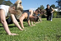 Join a bootcamp program (and stick with it).