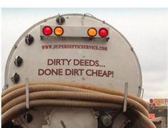 septic truck | 10 Awesome Septic Company Trucks Gallery: Septic Truck: ACDC Picture ...