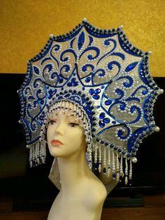 Folk Costume, Costume Dress, Headdress, Headpiece, Outlander Costumes, Crown Pattern, Diy Crown, Cosplay Armor, Queen Dress