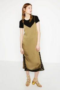 платье-комбинация Zara