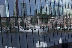 Rotterdam Reflectie op het Noordereiland