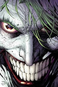 Mens Style Discover (W) Scott Snyder (A/CA) Francis Manapul. (W) Scott Snyder (A) Francis Manapul (CA) Jim Lee Scott Williams. Joker Comic, Joker Batman, Joker Art, Batman Art, Comic Art, Comic Books Art, Black Batman, Joker Dc Comics, Gotham Batman