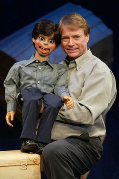They were on SOAP Ventriloquism (Jay Johnson)  http://ventriloquismonline.com/