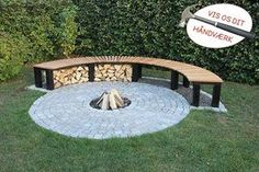 Mistakes to avoid in an industrial style decor - Home Fashion Trend Outdoor Fire, Outdoor Living, Garden Furniture, Outdoor Furniture Sets, Garden Fire Pit, Outdoor Spaces, Outdoor Decor, Foyers, Dream Garden