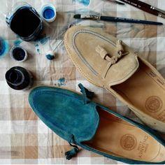 553d345a Las 8 mejores imágenes de teñir zapatos en 2017 | Zapatos, Como ...