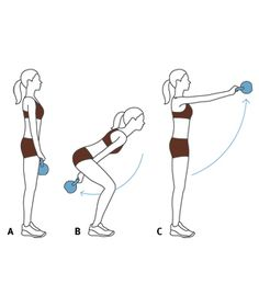 6 Effective kettlebell exercises in 15 minutes - I need to dust mine off.