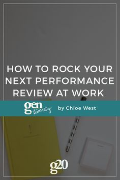 you can actually blow your bosses away with your own review! (annual review, performance review, review at work)