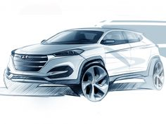 blogmotorzone: Hyundai Tucson/ix35 2016. Hyundai tiene  preparado su nuevo Hyundai Tucson/ix35 2016 para el Salón del Internacional del Automóvil de Ginebra que se celebrará desde el 5 al 15 de marzo... Para leer más visita: http://blogmotorzone.blogspot.com.es/2015/02/hyundai-tucsonix35-2016.html
