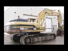 Χωματουργικό μηχάνημα CATERPILLAR 330 LΝ Military Vehicles, Army Vehicles