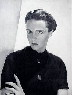 Eve Curie, daughter of Maria Skłodowska-Curie  Antique and Classic Photographic Images