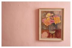 Past Exhibitions — The Voorkamer Gallery Flamboyant, Still Life, Past, Roses, Oil, Gallery, Board, Past Tense, Pink
