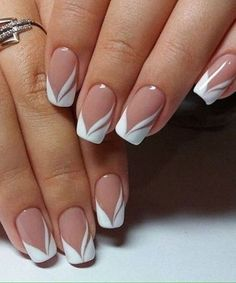 Most Charmming Nail Design for Prom