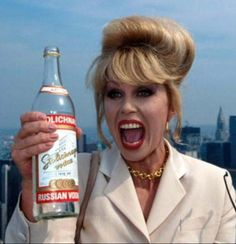 Patsy Stone. Some British shit I actually like. Haha can you guess why? ;)