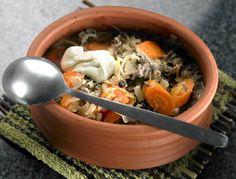Hapankaali-riistapata (HS.fi) #hapis #hapankaali #rasilainen #rasilaisenhapankaali Ethnic Recipes, Food, Essen, Meals, Yemek, Eten