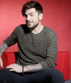 Adam Lambert Answers 42 Rapid-Fire Questions About Himself