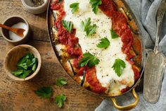Involtini  Vegetarian  5 stars!  from NYTimes - Nigella Lawson