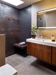 15 Incredibly Modern Mid Century Bathroom Interior Designs Mid