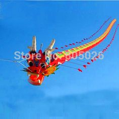 49.50$  Know more - http://aiz2m.worlditems.win/all/product.php?id=526562065 - free shipping high quality 7M Chinses traditional dragon kite Chinese kite design decoration kite wei kite factory weifang toys